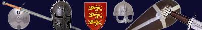 Handgeschmiedetes Schaukampfschwert | Mittelalterschwerter kaufen  : Logo